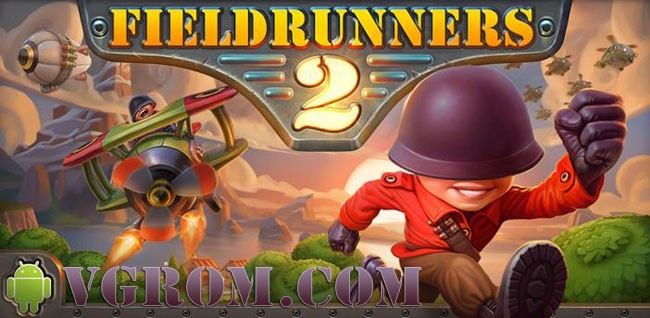 Fieldrunners 2 (2013) - интересная tower defense для Android
