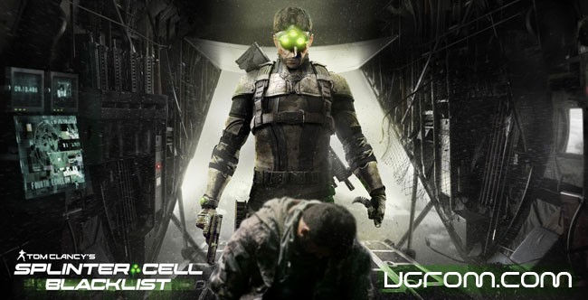 Tom Clancy's Splinter Cell: Blacklist на русском торрент