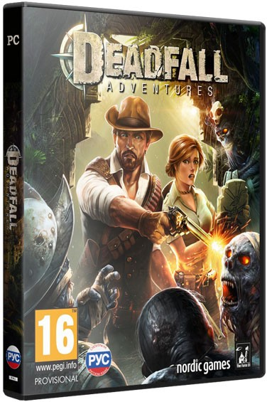 Deadfall Adventures (2013) для PC торрент