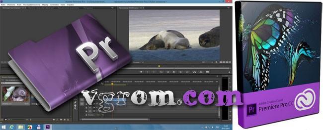 Adobe premiere pro скачать торрент крякнутый.