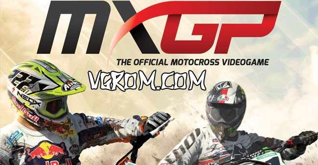 MXGP - The Official Motocross Videogame (2014) торрент + русификатор