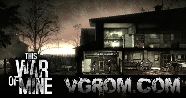 This War of Mine (2014) на русском торрент