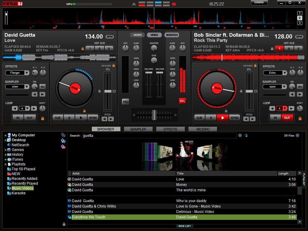 download virtual dj pro 2018 crack zip file