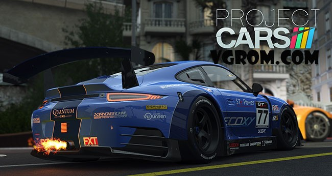 Project CARS (2015) PC торрент