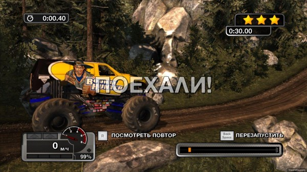 Monster Jam Battlegrounds 2015 торрент