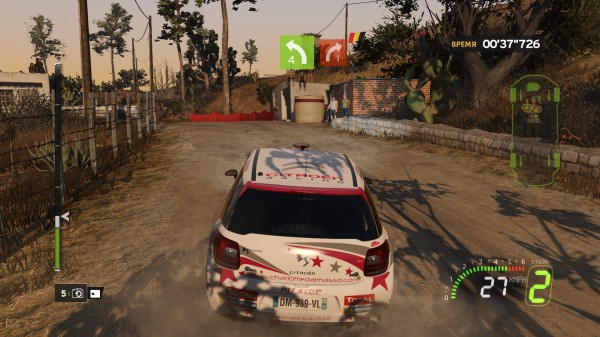 WRC 5: FIA World Rally Championship (2015) PC + русификатор