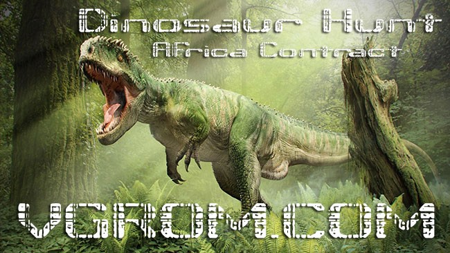 Dinosaur Hunt: Africa Contract (2015) на ПК торрент
