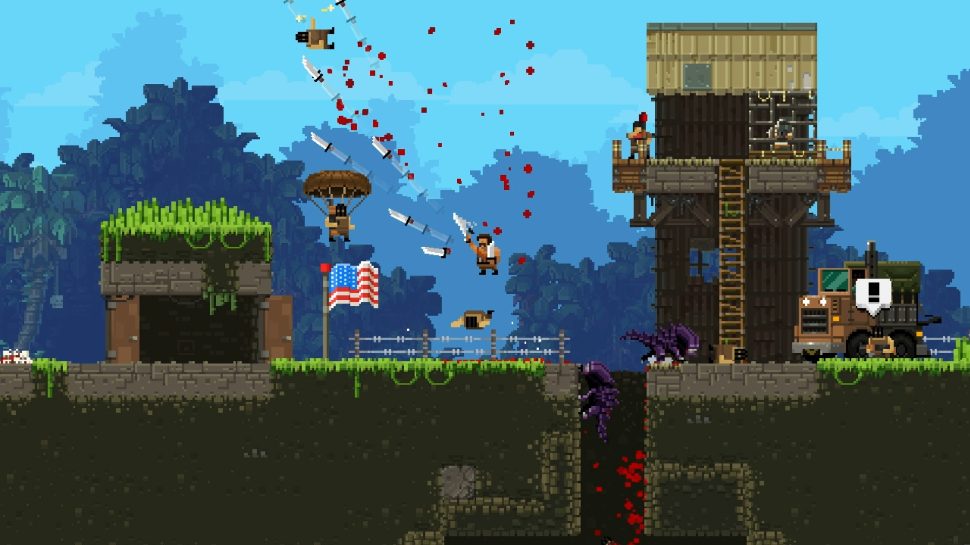 Broforce free download (may 15, 2018) « igggames.