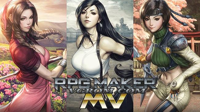 RPG Maker MV торрент - делать игры