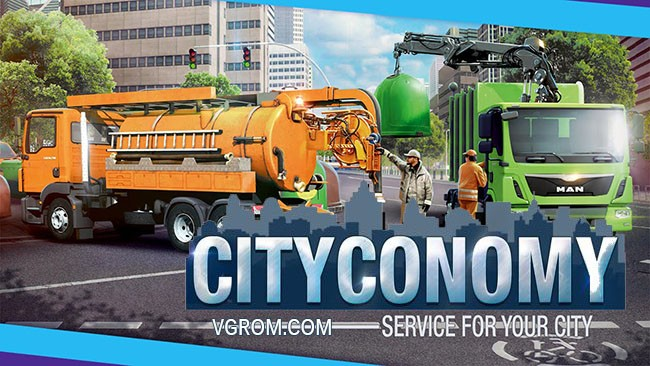 Cityconomy: Service for your City (2015) PC торрент