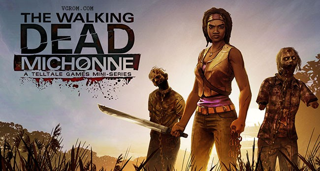 Игра The Walking Dead: Michonne на PC торрент