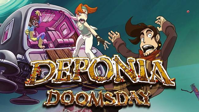 Скачать игру deponia (2012) на пк через торрент бесплатно на русском.
