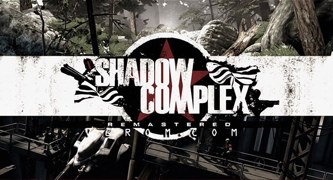 Shadow Complex Remastered (2016) на PC торрент