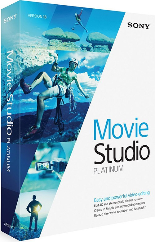 Sony Vegas Movie Studio Platinum 13 скачать торрент
