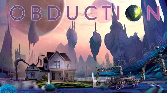 Игра Obduction (2016) на русском