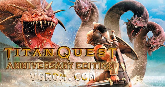 Игра Titan Quest на PC торрент (+ Immortal Throne)