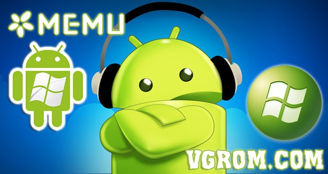 MEmu - эмулятор Android для Windows