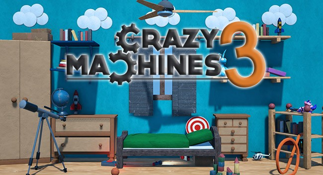 Crazy Machines 3 на русском - торрент