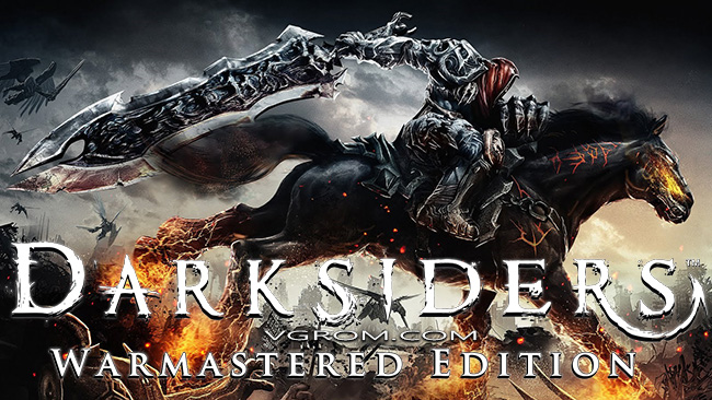 Darksiders: Warmastered Edition (2016) на русском - торрент
