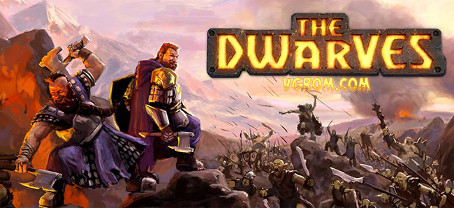 Игра The Dwarves (2016) торрент