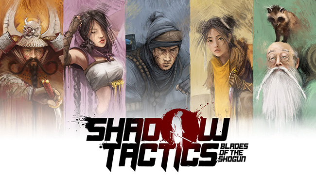 Shadow Tactics: Blades of the Shogun (2016) на PC на русском