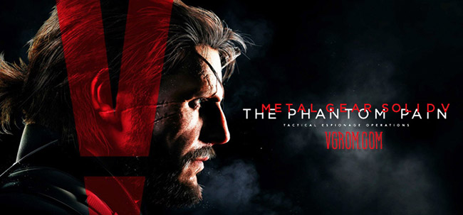 Metal Gear Solid V: The Phantom Pain (2015) на PC на русском
