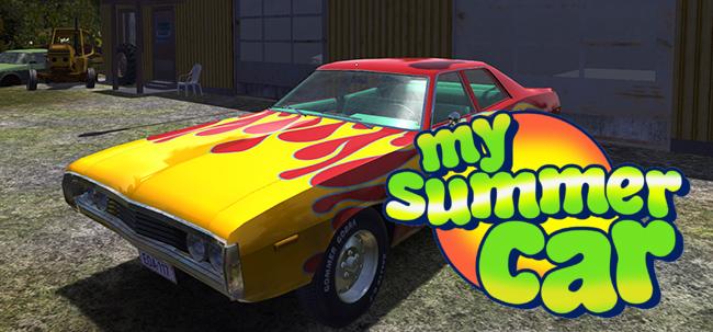 My Summer Car Peli