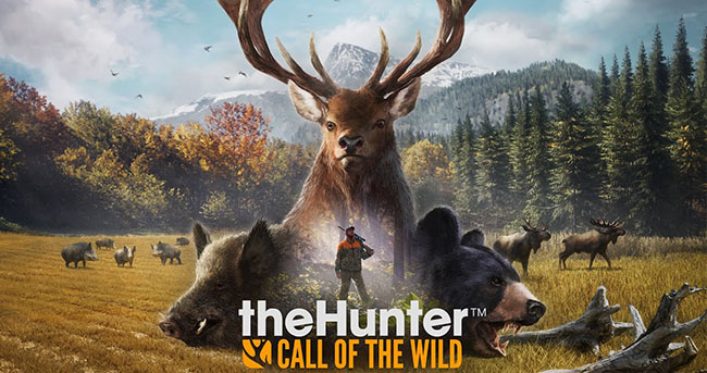 TheHunter: Call of the Wild (2017) - симулятор охоты