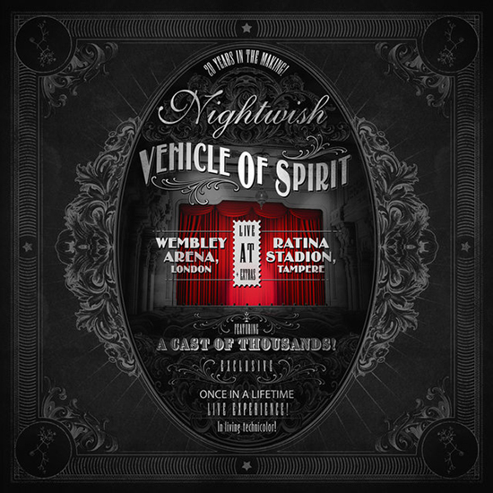Nightwish - Vehicle Of Spirit (2016) - скачать mp3 и видео концерта