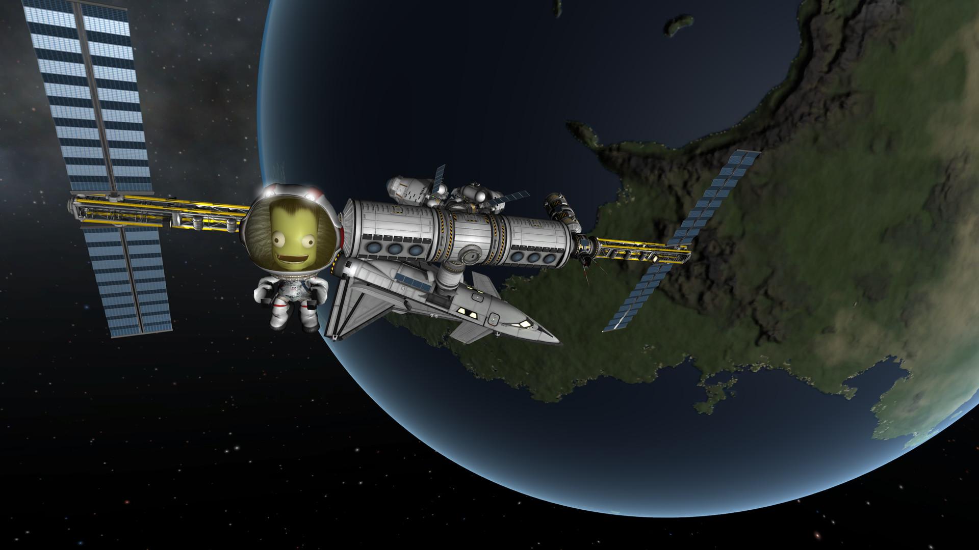 Kerbal space program скачать торрент бесплатно.