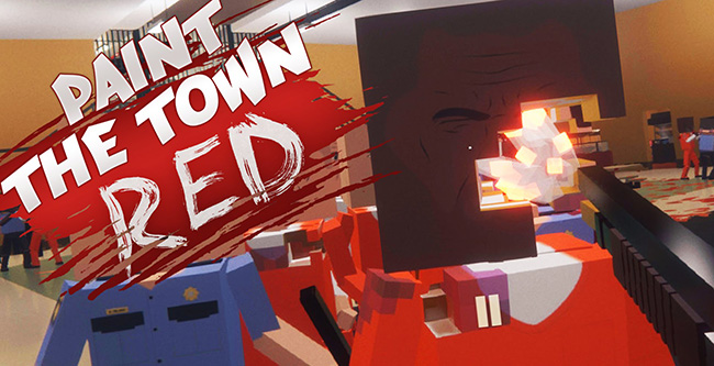 Игра Paint the Town Red версии 0.8.21