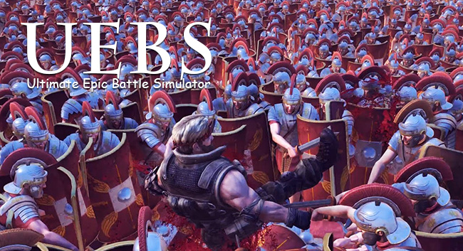 Ultimate Epic Battle Simulator (2017) торрент