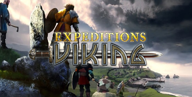 Expeditions: Viking (2017) - стратегия на русском