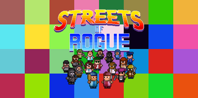 Streets of Rogue (2017) на русском