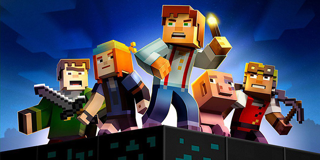 Minecraft: Story Mode - Season Two на русском