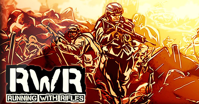 Игра Running With Rifles - русская версия