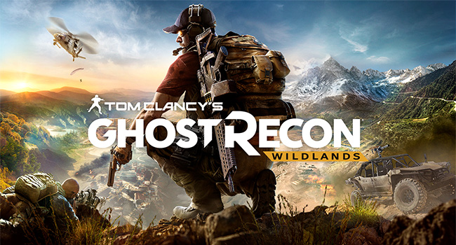 Tom Clancy's Ghost Recon: Wildlands (2017) + активация