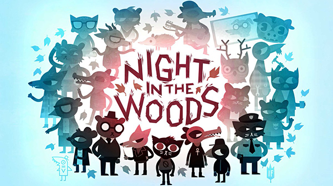 Night in the Woods (2017) + русификатор