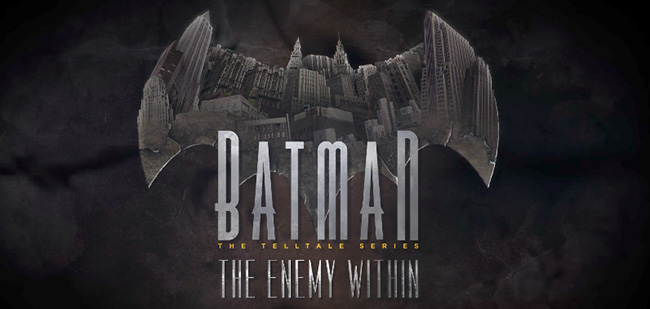 Batman: The Enemy Within (2017) 1-4 эпизод