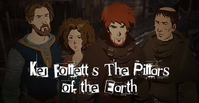 Ken Follett's The Pillars of the Earth (2017) - интерактивный роман
