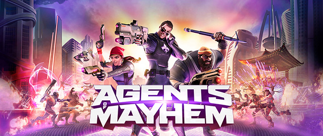 Скачать Agents of Mayhem (2017)