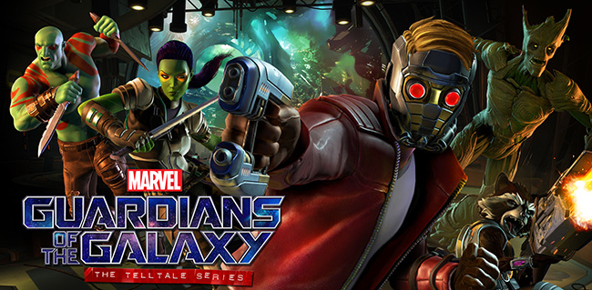 Marvel's Guardians of the Galaxy: The Telltale Series (2017) - игра