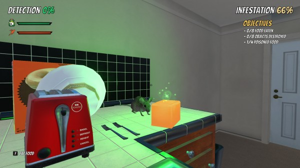 Rat Simulator (2017) на ПК
