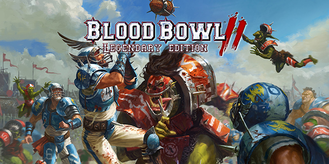 Blood Bowl 2 - Legendary Edition (2017)