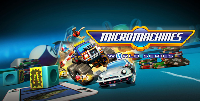 Micro Machines World Series (2017)