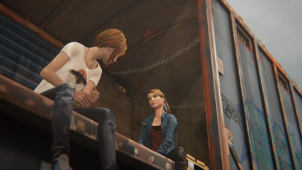 Life is Strange: Before the Storm (2017) - русский приквел