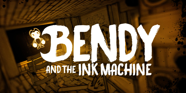 Bendy and the Ink Machine (2017) Chapters 1-5 - игра про Бенди