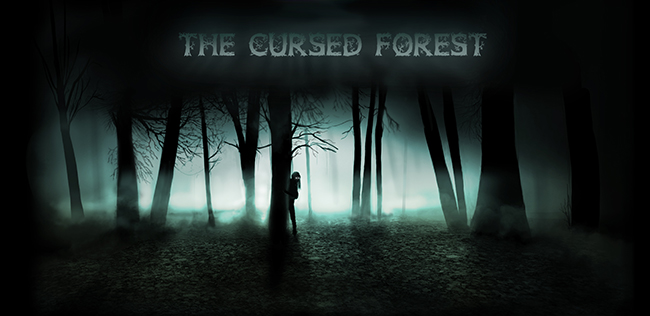 The Cursed Forest - хоррор на русском