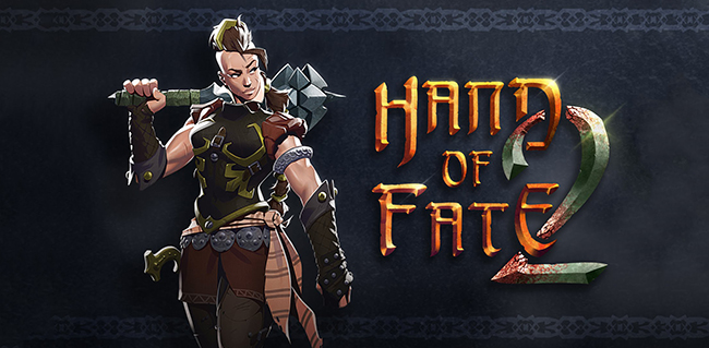 Hand of Fate 2 (2017) - карточная RPG