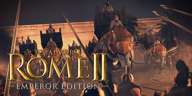 Total War: Rome 2 - Emperor Edition (2013)